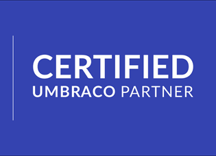 Logo Umbraco Certified Partner