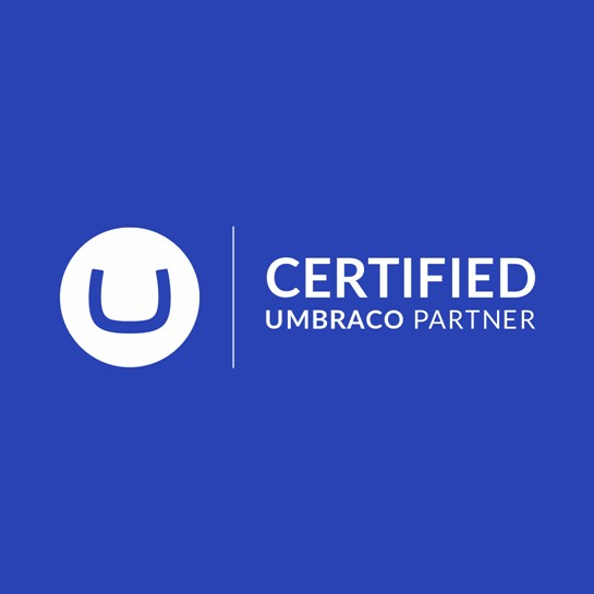 Umbraco Certified Partner logo